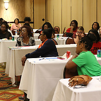30 girls attended the G.I.R.L. Talk event Saturday