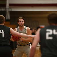 Men's Basketball: Hamline University Pipers vs. North Central University Rams