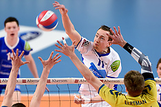 20150418 NED: Landstede Volleybal - Abiant Lycurgus, Zwolle