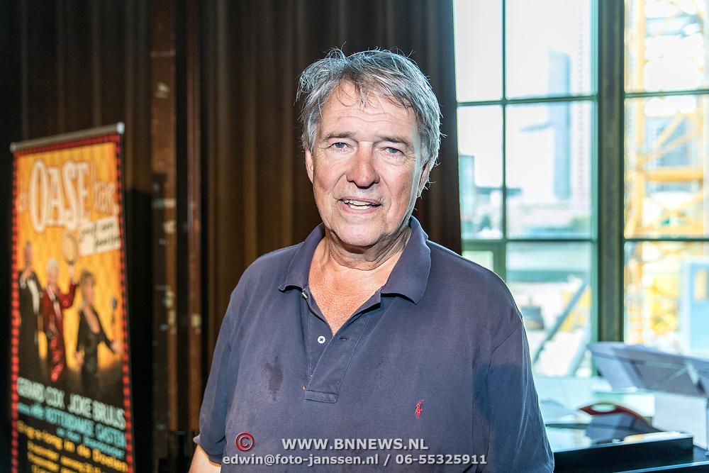 NLD/Rotterdam/20170829 - Perspresentatie De Oase Bar geeft een feestje, Ron Brandsteder