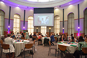 The Womens Center hosts the Womens' Mentorship Program Meet and Greet for students to meet their mentors September 9, 2019 in Walter Rotunda. Photo by Hannah Ruhoff