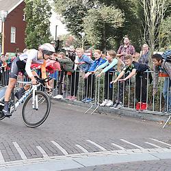 29-09-2016: Wielrennen: Olympia Tour: EltenELTEN (DLD) wielrennenEen individuele tijdrit met start in Kasteel  's Heerenberg en finish op de Elterberg