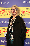 My Fair Lady premiere at Capitol Theatre