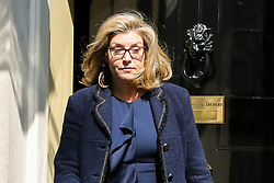 May 1, 2019 - London, United Kingdom - Penny Mordaunt has been appointed as Secretary of State for Defence after the British Prime Minister Theresa May sacked Gavin Williamson over Huawei leak following an inquiry into the leak of information from the National Security Council. .Penny Mordaunt becomes the first Defence Secretary. (Credit Image: © Dinendra Haria/SOPA Images via ZUMA Wire)