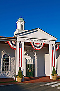 The Lexington Historical Society, Lexington, Massachusetts