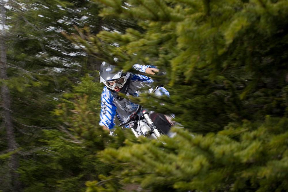 Riders: Nick Beer,   Location: Bellwald (Switzerland)