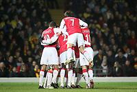 Photo: Marc Atkins.<br /> Watford v Arsenal. The Barclays Premiership. 26/12/2006.