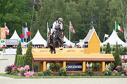 Thomsen Peter, (GER), Horseware's Cayenne<br /> CIC3* Luhmuhlen 2015<br /> © Hippo Foto - Jon Stroud<br /> 20/06/15