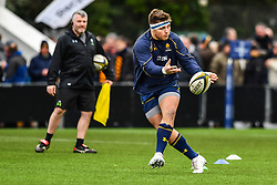 Ethan Waller of Worcester Warriors during the pre match warm up - Mandatory by-line: Craig Thomas/JMP - 27/01/2018 - RUGBY - Sixways Stadium - Worcester, England - Worcester Warriors v Exeter Chiefs - Anglo Welsh Cup