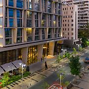 Hyatt Centric Las Condes Santiago. Photo by Victor Elias Photography.