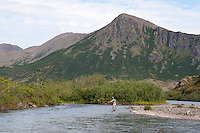 ..shot on the Kanektok River, Alaska, USA..