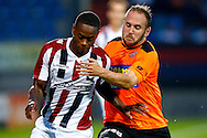 Onderwerp/Subject: Willem II - FC Volendam - Jupiler League<br /> Reklame:  <br /> Club/Team/Country: <br /> Seizoen/Season: 2013/2014<br /> FOTO/PHOTO: Terell ONDAAN (L) of Willem II in duel with Nick COSTER (R) of FC Volendam. (Photo by PICS UNITED)<br /> <br /> Trefwoorden/Keywords: <br /> #04 $94 &plusmn;1372506528100<br /> Photo- &amp; Copyrights &copy; PICS UNITED <br /> P.O. Box 7164 - 5605 BE  EINDHOVEN (THE NETHERLANDS) <br /> Phone +31 (0)40 296 28 00 <br /> Fax +31 (0) 40 248 47 43 <br /> http://www.pics-united.com <br /> e-mail : sales@pics-united.com (If you would like to raise any issues regarding any aspects of products / service of PICS UNITED) or <br /> e-mail : sales@pics-united.com   <br /> <br /> ATTENTIE: <br /> Publicatie ook bij aanbieding door derden is slechts toegestaan na verkregen toestemming van Pics United. <br /> VOLLEDIGE NAAMSVERMELDING IS VERPLICHT! (&copy; PICS UNITED/Naam Fotograaf, zie veld 4 van de bestandsinfo 'credits') <br /> ATTENTION:  <br /> &copy; Pics United. Reproduction/publication of this photo by any parties is only permitted after authorisation is sought and obtained from  PICS UNITED- THE NETHERLANDS