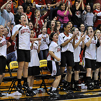 3.9.2011 Orrville vs Youngstown Ursuline Girls Varsity Basketball