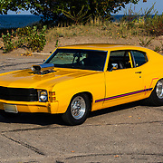 1971 Chevrolet Chevelle 2 Door Hart Top