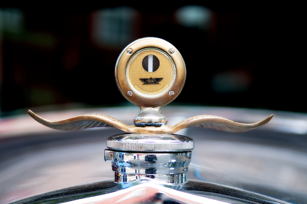 Old Ford Hood Ornament