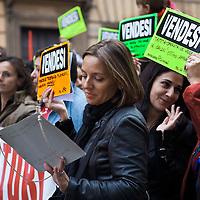 Manifestazione per il rispetto del programma del governo Prodi - 20.10.2007