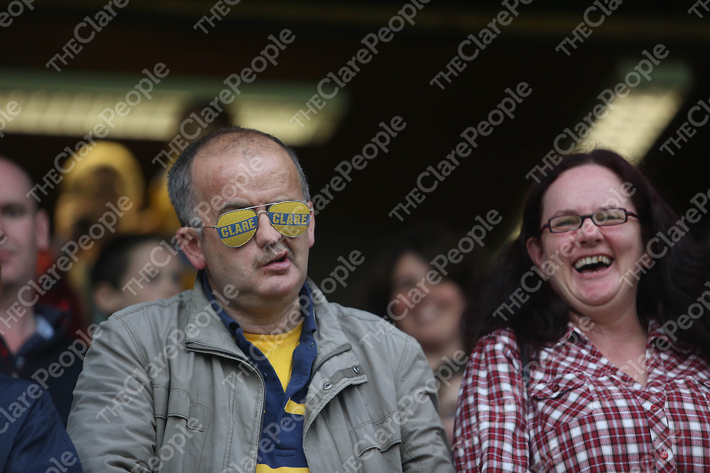 Clare Hurling Fans in Cusack Park to meet the Clare Team on the Open Training Night on Tuesday.<br /> Pic. Brian Arthur/ Press 22.Clare Hurling fans at  the Open Training Night on Tuesday.<br /> Pic. Brian Arthur/ Press 22.