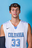2015.10.07 CU Men's Basketball Headshots