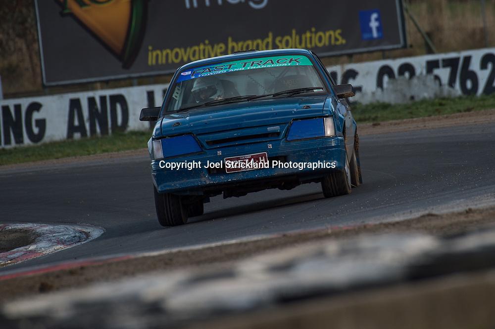 Braeden Kendrick -  Holden Commodore Rallycross Australia - Winton Raceway - 16th July 2017