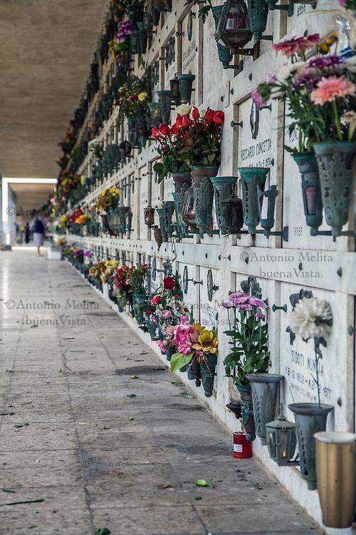 Commemorazione dei defunti celebrata dalla Chiesa il 2 novembre.