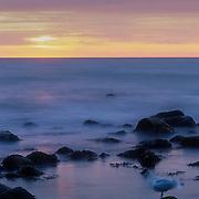 Stillness at Montauk Point, New York