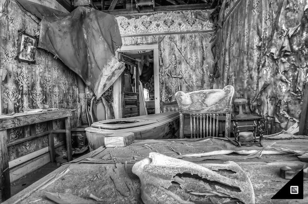 USA - Bodie Ghost Town