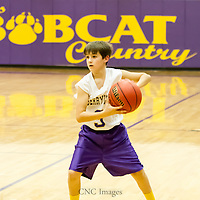 01-22-15 Berryville Basketball 7th Boys vs. Shilo Christian