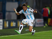 Huddersfield Town midfielder Dean Whitehead during the Sky Bet Championship match between Huddersfield Town and Brighton and Hove Albion at the John Smiths Stadium, Huddersfield, England on 18 August 2015.