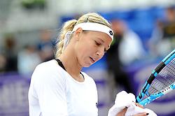 May 20, 2018 - France - Internationaux de tennis de Strasbourg - Teresa Mrdeza Croatie (Credit Image: © Panoramic via ZUMA Press)