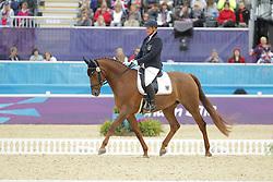 Näpel, Britta, Aquilina 3<br /> London Paralympics 2012<br /> Grade II<br /> © www.sportfotos-lafrentz.de/ Stefan Lafrentz