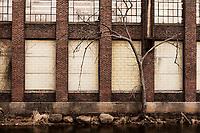 Abstract view of walls.  ©2017 Karen Bobotas Photographer