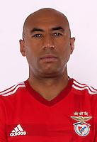 """Portugal - Primera Liga Zon-Sagres 2014-2015 / <br /> Anderson Luis da Silva  """" Luisao """" -<br /> ( Sl Benfica )"""