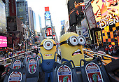 11/25/2013 Minions Take Manhattan