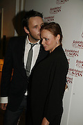 Alasdair Willis and Stella McCartney, Established and Sons celebrate the launch of a Red Production 'Aqua Table' by Zaha Hadid. ( Profits from Sales will go to Red Campaign HIV treatment in Africa) Grosvenor Place. London. 23 September 2006.  ONE TIME USE ONLY - DO NOT ARCHIVE  © Copyright Photograph by Dafydd Jones 66 Stockwell Park Rd. London SW9 0DA Tel 020 7733 0108 www.dafjones.com