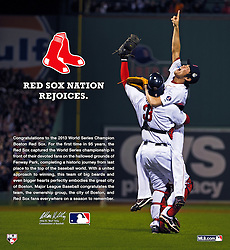 Boston Red Sox, Major League Baseball, 2013