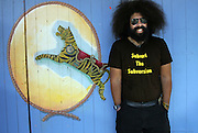 Entertainer Reggie Watts - Sydney Morning Herald