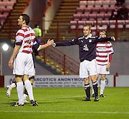 Hamilton Academical v Dundee - 03.12.2011