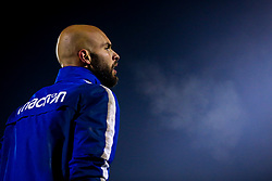 Jordi van Stappershoef of Bristol Rovers warms up - Mandatory by-line: Robbie Stephenson/JMP - 04/12/2019 - FOOTBALL - Memorial Stadium - Bristol, England - Bristol Rovers v Leyton Orient - Leasing.com Trophy