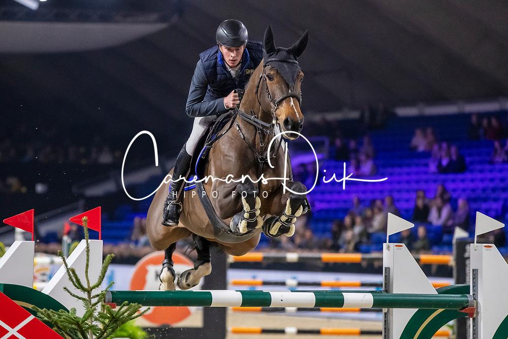 Clemens Pieter, BEL, Zandara Z<br /> Jumping Mechelen 2019<br /> © Hippo Foto - Dirk Caremans<br />  26/12/2019