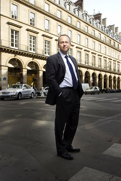 Anthony Giustini, Avocat à la Cour and Member of the New York Bar, Clifford Chance Europe LLP. Rue de Castiglione, Paris, France. 6 May 2010. Photo: Antoine Doyen for American Lawyer Magazine