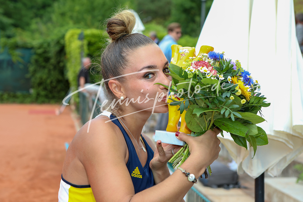 Vlada Ekshibarova (SV Zehlendorfer Wespen 1911), Verbandsmeisterschaften des TVBB (Damen und Herren) - Finale, Berlin, 03.06.2018, Foto: Claudio Gärtner