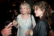 SALLY STOTHARD; ANNA STOTHARD; , Comedy Theatre First night party for Betrayal by Harold Pinter. National Gallery Cafe. Trafalgar Sq. London. <br /> <br />  , -DO NOT ARCHIVE-© Copyright Photograph by Dafydd Jones. 248 Clapham Rd. London SW9 0PZ. Tel 0207 820 0771. www.dafjones.com.
