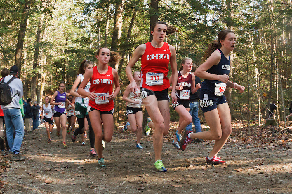 New England High School XC Championship, Coe-Brown,