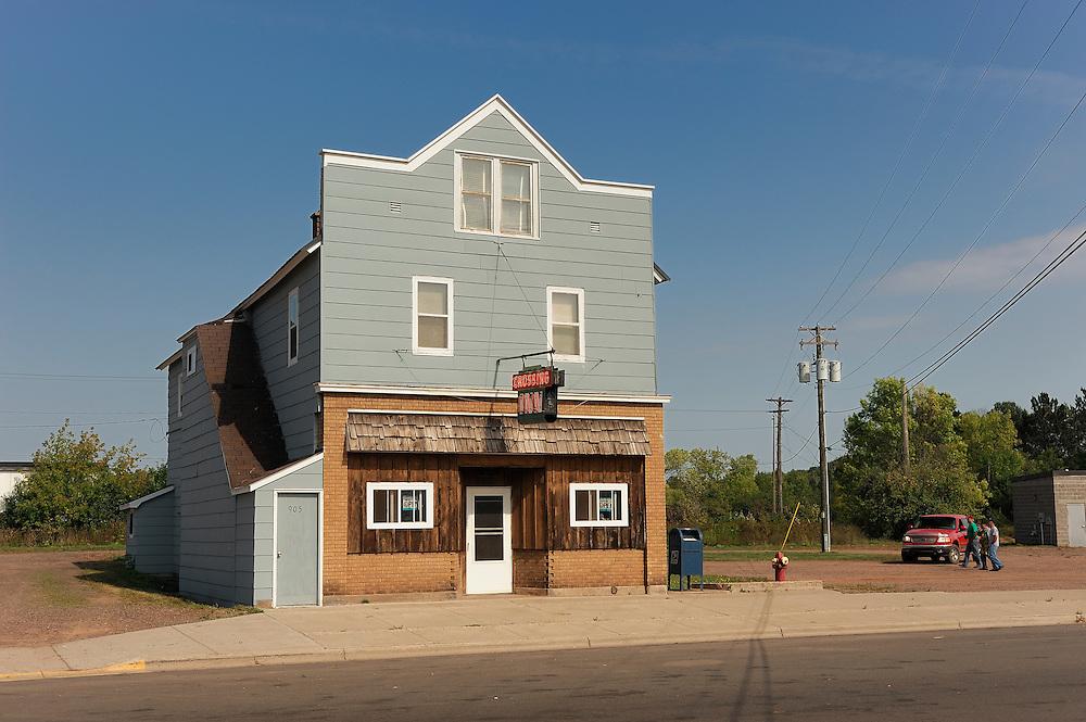 Crossing Inn Tavern, Wakefield, Michigan, USA
