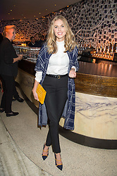 DONNA AIR at a party to celebrate the 10th anniversary of Nobu Berkeley Street held on 5th November 2015.