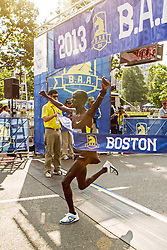 Boston Athletic Association 10K road race: Stephen Sambu, Kenya, wins men's race