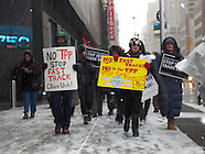 New York City Protest 2015
