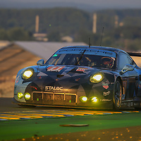 #77, Dempsey Proton Racing, Porsche 911 RSR (2016), driven by: Christian Ried, Matteo Cairoli, Marvin Dienst, 24 Heures Du Mans 85th Edition, 18/06/2017,