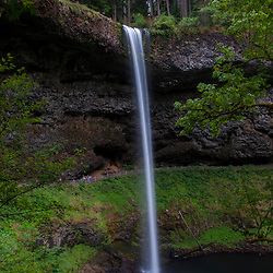 South Falls, Silver Falls State Park, Oregon, US