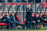 ALKMAAR - 01-04-2017, AZ - FC Groningen, AFAS Stadion, 0-0, AZ trainer John van den Brom